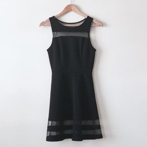 Dresses & Skirts - Mesh Cocktail Dress